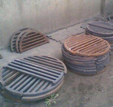 圆形炉排片